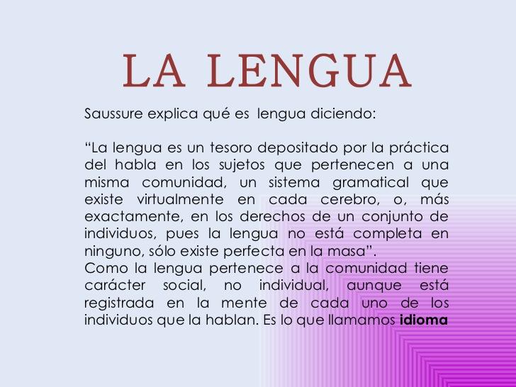 diferencia entre lengua lenguaje y habla Wikipedia,