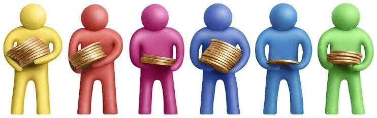 diferencia entre sueldo y salario en economia