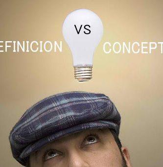 diferencia entre concepto y definicion de economia