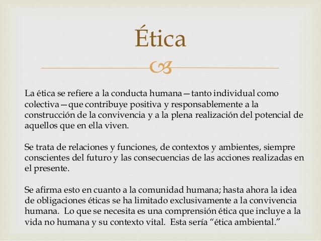 ejemplos de deontologia etica