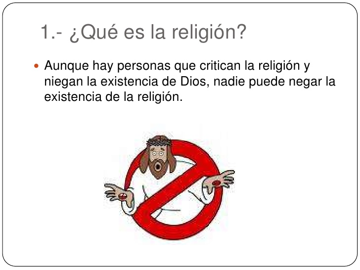 religión significado