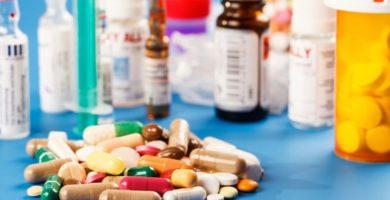Diferencia entreFármaco y Medicamento