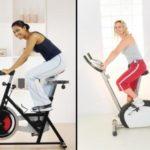 diferencia entre bicicleta estatica y magnetica