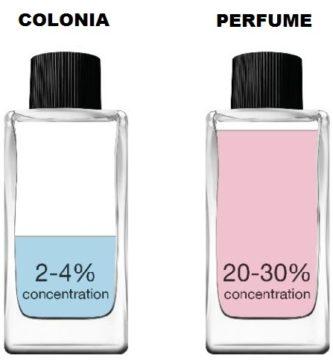 Perfumes y Colonia