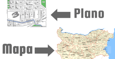 Plano y Mapa