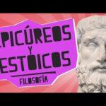 Estoicos y Epicúreos
