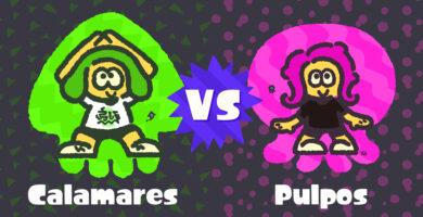 Pulpo y Calamar
