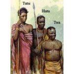 Hutus y Tutsis