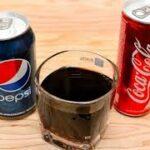 Coca-Cola y Pepsi-Cola