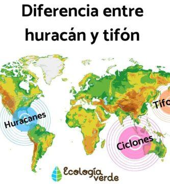 Tifón y Huracán