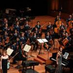 Orquesta Sinfónica y Orquesta Filarmónica
