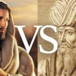 Mahoma y Jesús