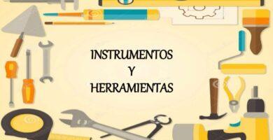 Instrumento y Herramienta