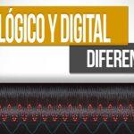 Análogo y Digital