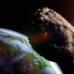 Asteroide y Meteorito