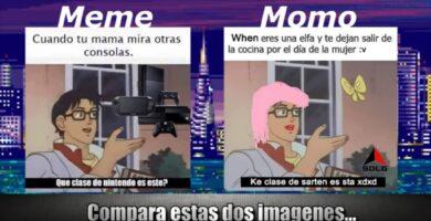 Meme y Momo