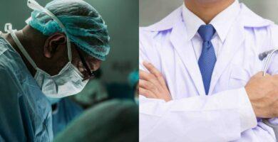Médico y Doctor