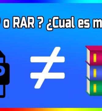 Zip y Rar