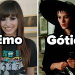 ¿Cuál es la Diferencia entre Emo y Gótico?